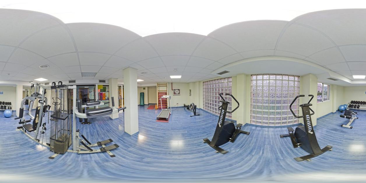 Hotel tres anclas gimnasio woow 360 for Gimnasio gandia